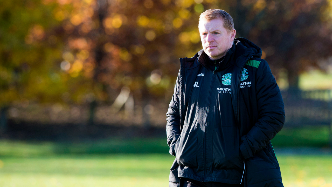 HFCvSJFC | NEIL LENNON PRESS CONFERENCE