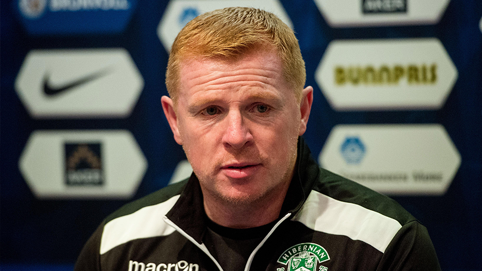 MFKvHFC | NEIL LENNON PRESS CONFERENCE