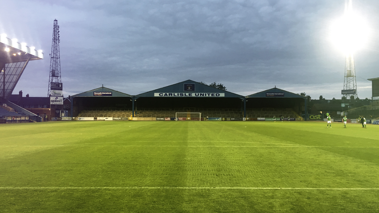 CUFCvHFC | GOAL HIGHLIGHTS